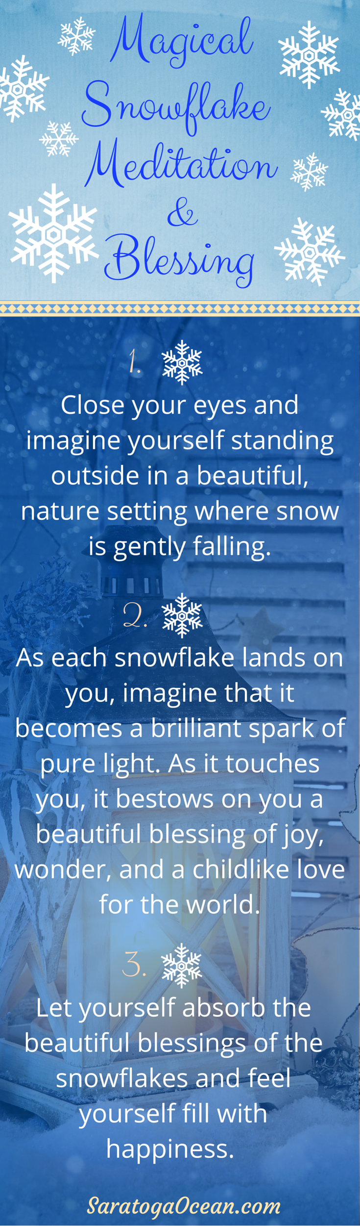 Snowflake Love Quotes How Can We Reduce Stress  Real Snowflakes Snow And Easy Meditation