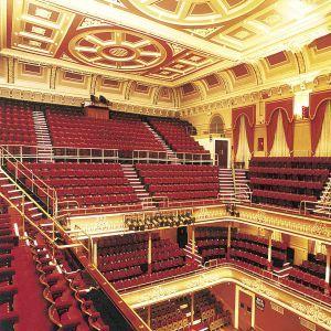 St George S Hall Bradford Yorkshire England St Georges Hall West Yorkshire