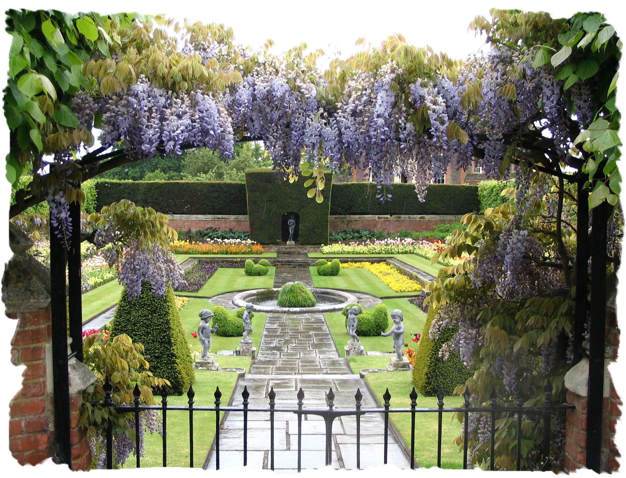 1000 Idee Per Il Giardino : Hampton court pictures worth a words
