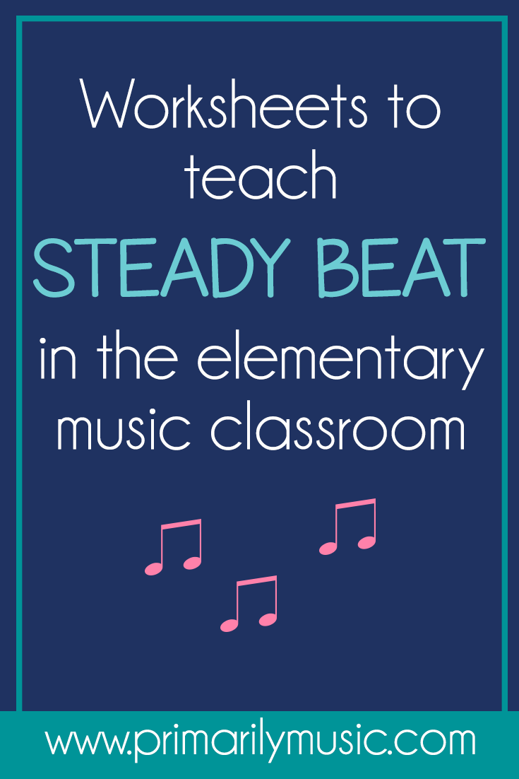 Looking for worksheets to teach and reinforce steady beat in your music  classroom? Try these!   Steady Beat Ac…   Steady beat [ 1102 x 735 Pixel ]