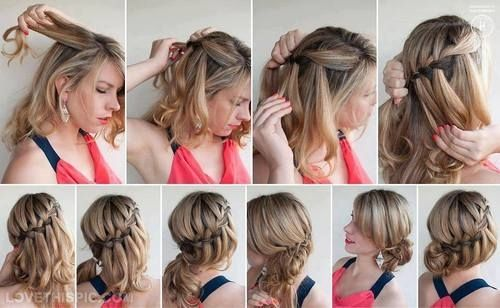 Incredible Braid Hair Braids And Diy Hair On Pinterest Hairstyles For Women Draintrainus