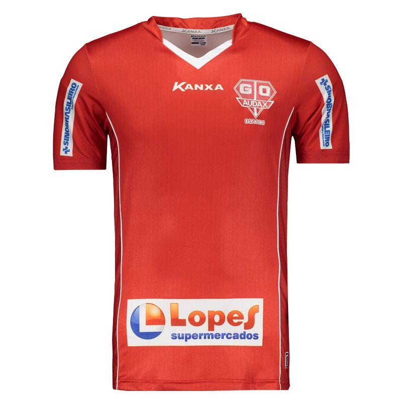 1d42ed8b1d Camisa Kanxa Audax I 2017 N° 10 Somente na FutFanatics você compra agora  Camisa Kanxa Audax I 2017 N° 10 por apenas R  139.90. São Paulo. Por apena…