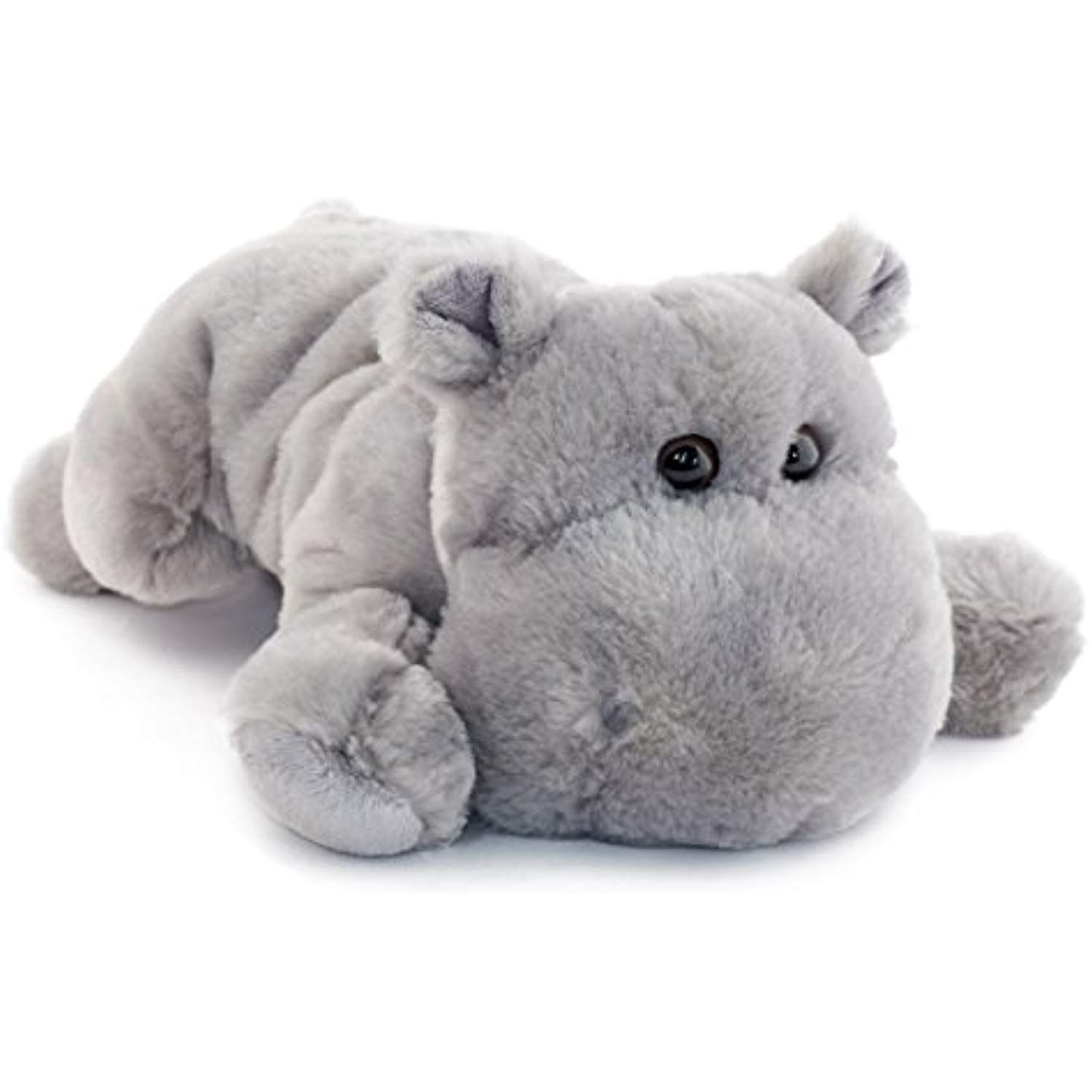 Huck The Hippo 12 Inch Stuffed Animal Plush By Tiger Tale Toys Learn More By Visiting The Image Lin Animal Plush Toys Teddy Bear Stuffed Animal Animals