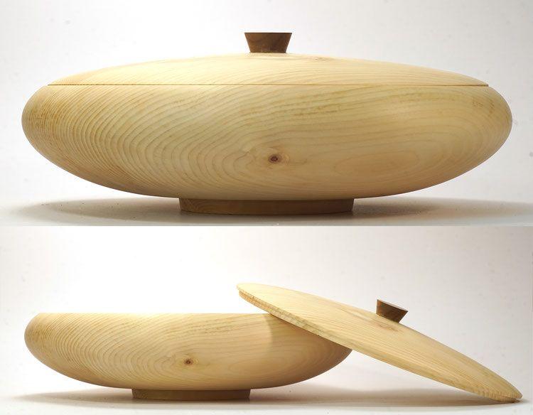 Handgeferigte Einzelstucke Aus Zirbenholz Esta Holzdesign St Polten In 2020 Holz Drechseln Drechseln Zirben