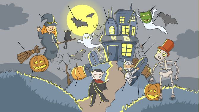 Halloween | Learning Chocolate | English language | Pinterest ...