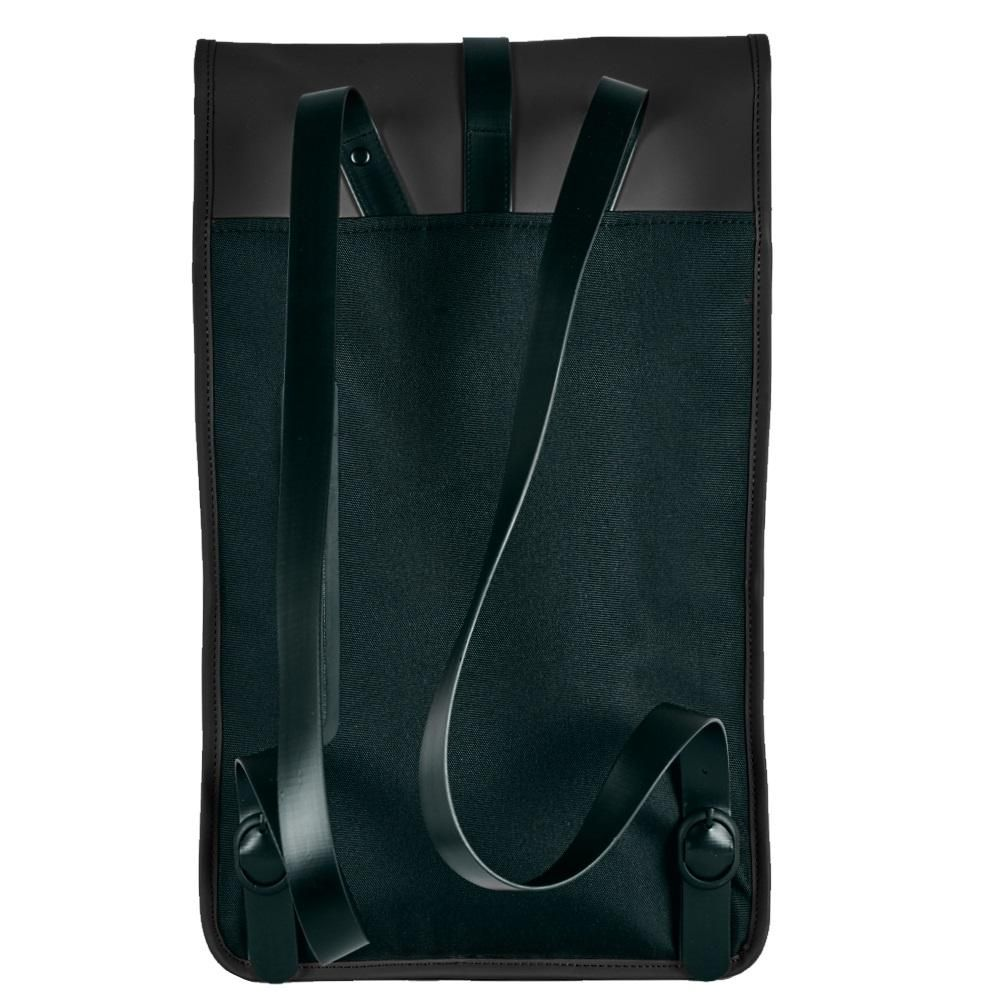 Rains rugzak Backpack black