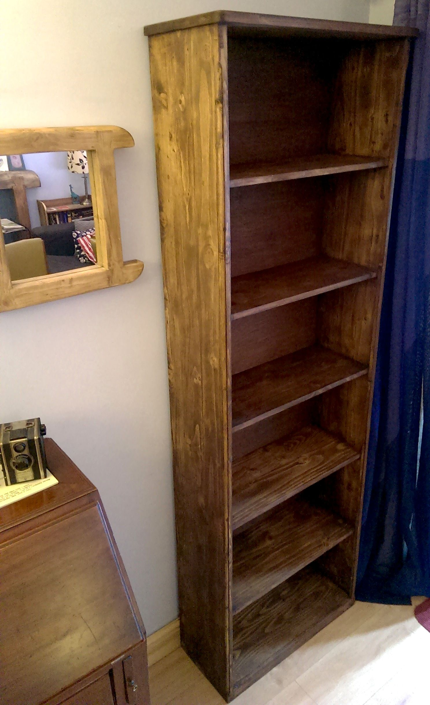 bookcases rustic appliance bookcase bookshelf home of kentwood ideas awesome
