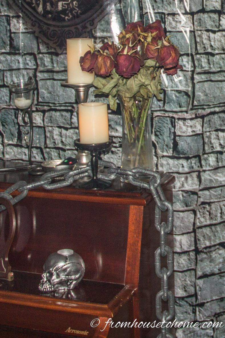 How To Make Your House Look Haunted For Halloween Pinterest - halloween houses decorated