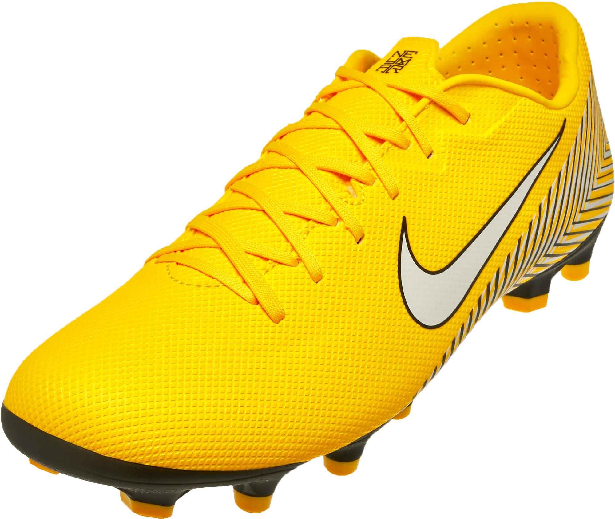 Academy Neymar Mg 12 – AmarillowhiteblackSoccer Nike Vapor PXOkZiu