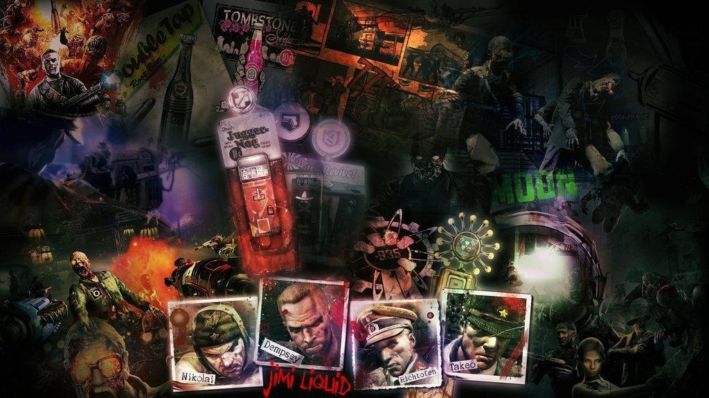 Black Ops Zombies Wallpaper Zombie Wallpaper Black Ops Zombies Call Of Duty Zombies