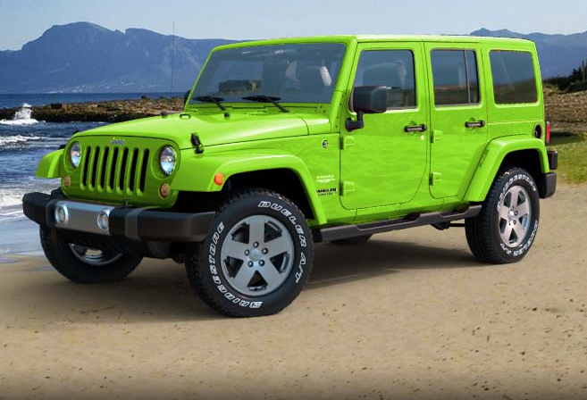 Lime Green Jeep Wrangler Well Got A Tank Green One And Lovin It Thank You Thank You Thank You Green Jeep Wrangler Green Jeep Lime Green Jeep