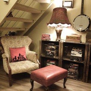 Ou Les Escaliers Idee Chambre Coin Lecture Et Decoration Maison
