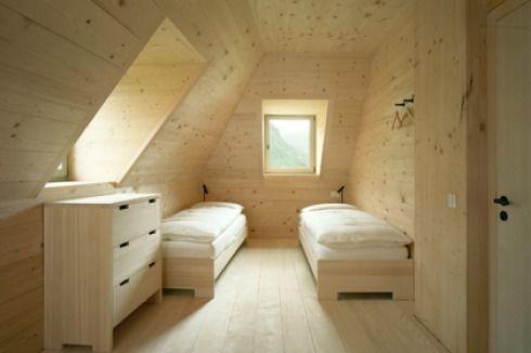 St Gotthard Hospiz bauwelt st gotthard hospiz interior architecture