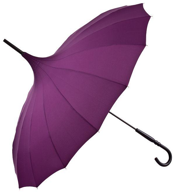 Cécile Purple   Parasol