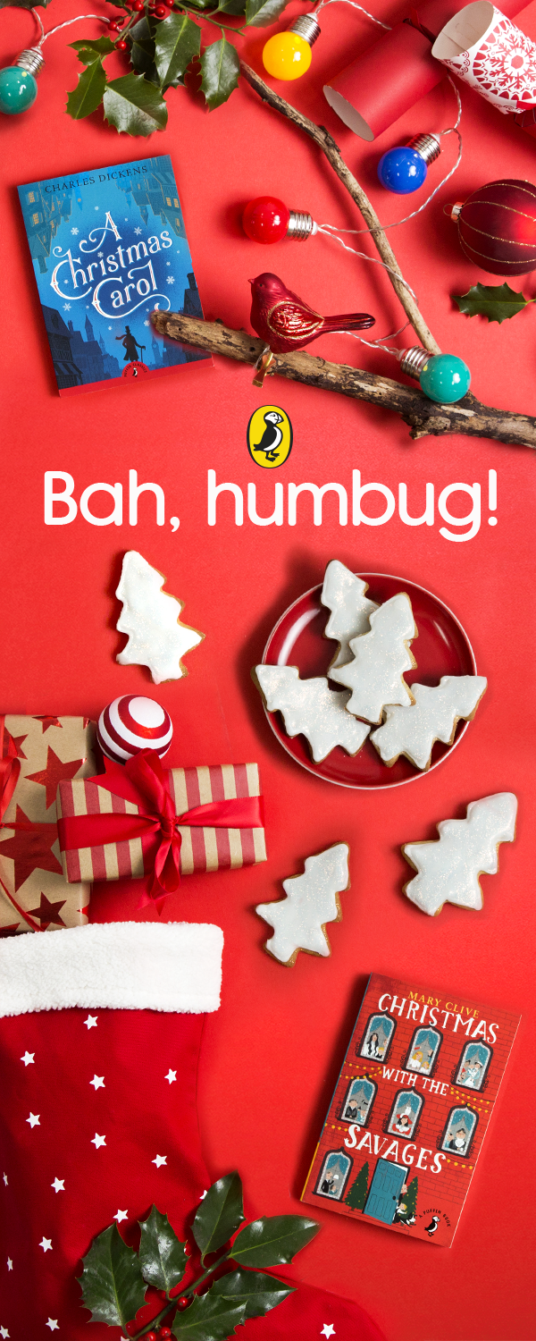 Are your kids feeling a bit Scrooged?? Get them into the festive spirit with the classic tal ...