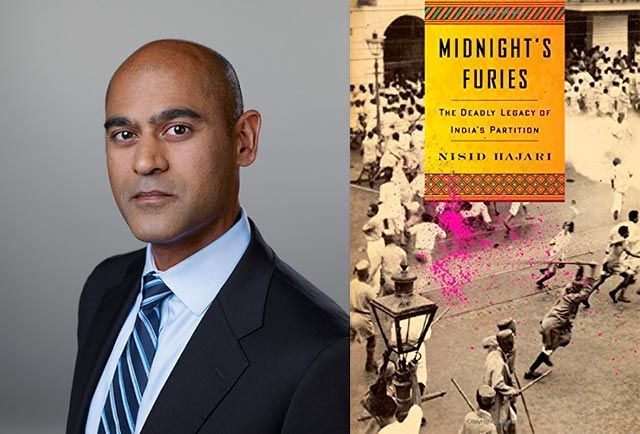 Midnight's Furies: The Deadly Legacy of India's Partition— by Nisid Hajari, explores the birth of the India-Pakistan rivalry and seeks to chart the history of the Indian subcontinent's feuding siblings. Nisid Hajari is Asia Editor for Bloomberg View. #goodreads #India #Pakistan
