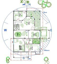 Home Design According Vastu Shastra