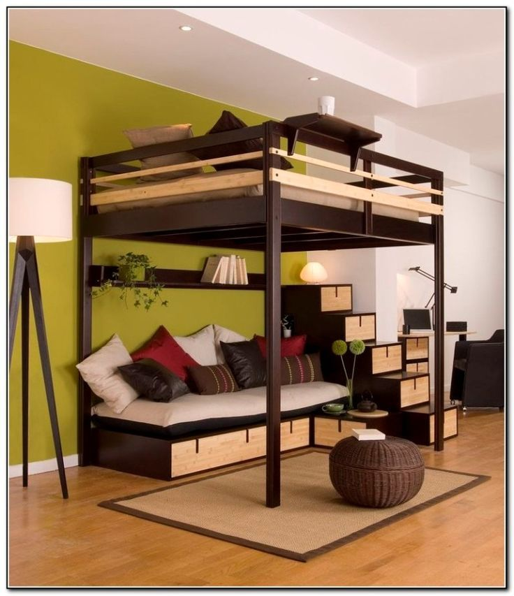 Image result for adult grown up loft bed ikea colourful ...