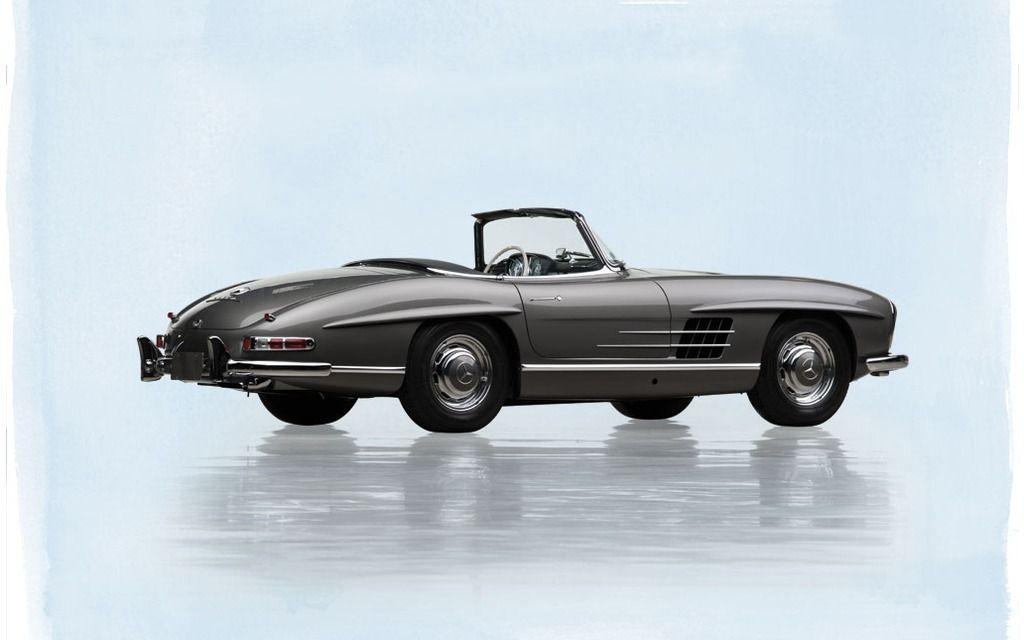 Mercedes-Benz 300 SL Roadster 1959 - Galerie, photo 2/9 - Le Guide de l'auto
