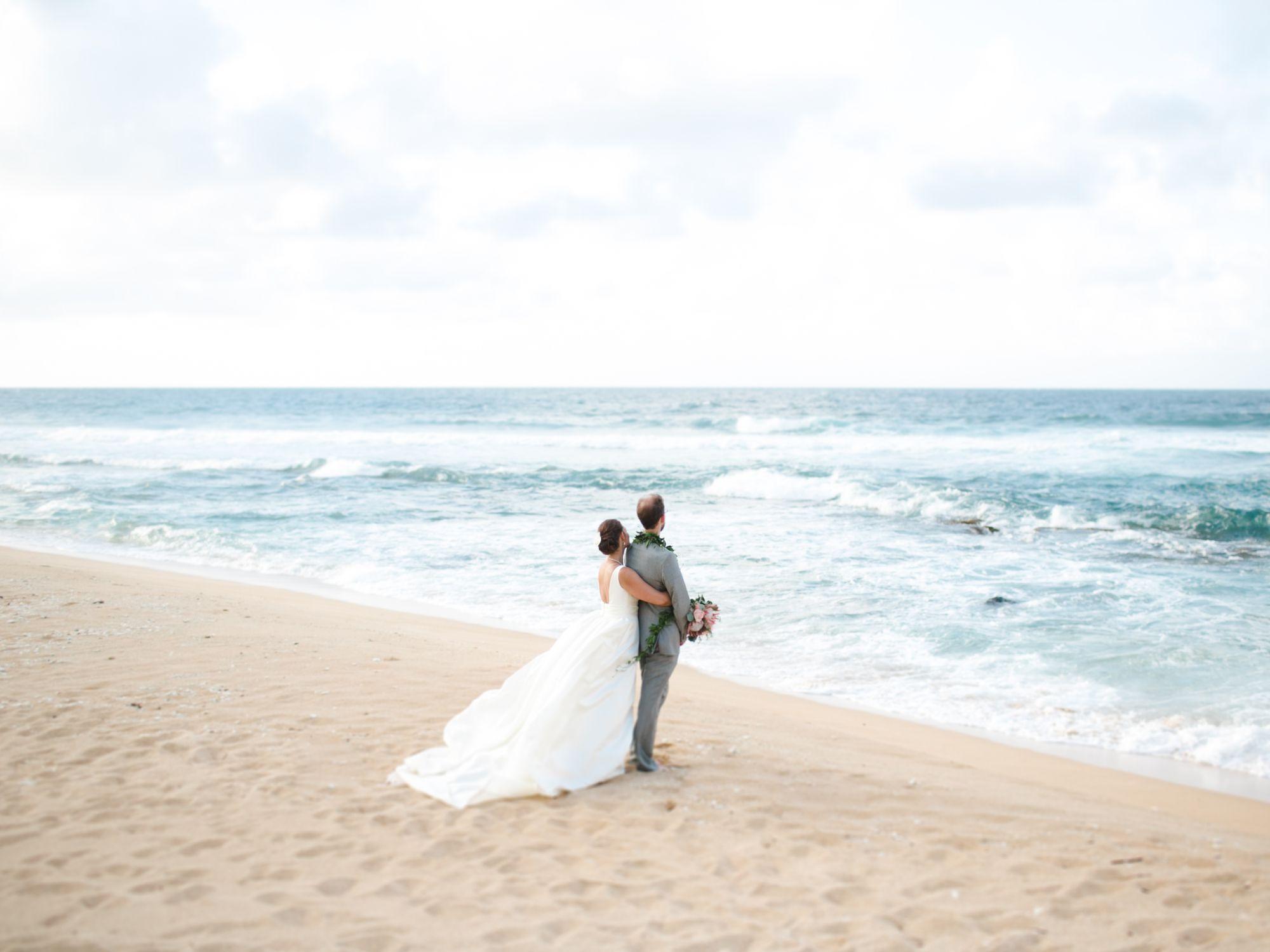 Stjens 86 Kauaibeach Weddingsanniversary