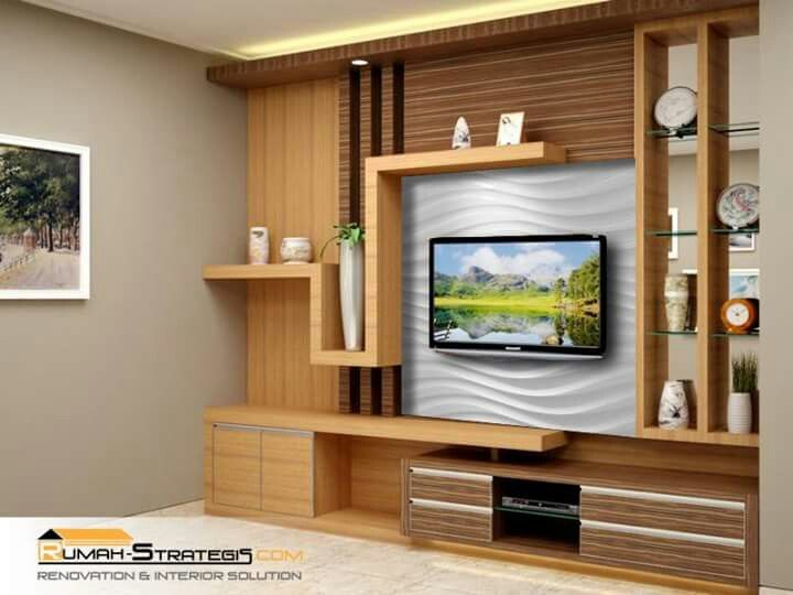 backdrop tv ide apartemen desain interior ide ruang on incredible tv wall design ideas for living room decor layouts of tv models id=73639