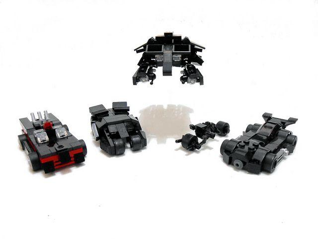 Batman Vehicles Mini Size Flickr Photo Sharing Lego