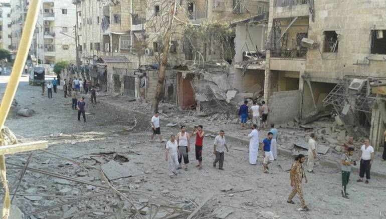 معهد واشنطن: تدخل بري تركي في أعقاب الصراع على ممر اعزاز في حلب