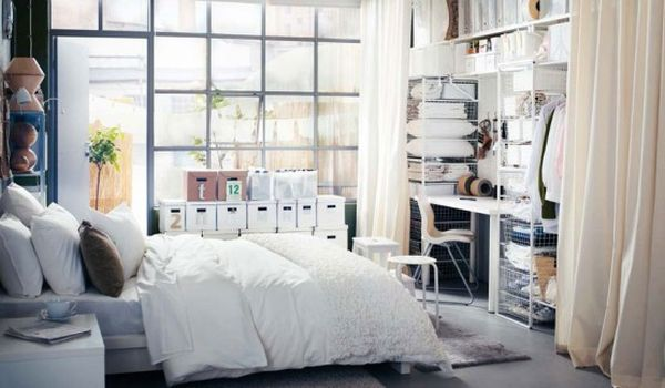 Fine Ikea Bedrooms That Turn This Into Your Favorite Room Of The ...