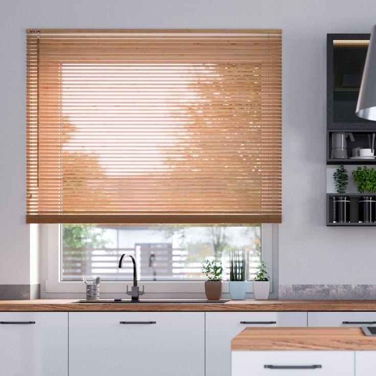 HolzJalousien für Türen und Fenster Holzjalousie