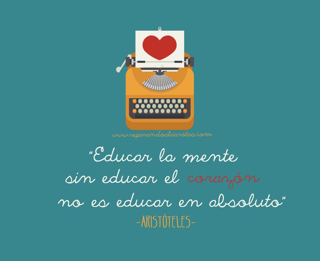 Viajando de la mano de @Edelvives y @colectivamente para acercar la #InteligenciaEmocional al ámbito educativo :)