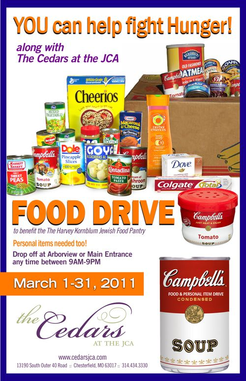 food drive flyer template bing images food drive pinterest