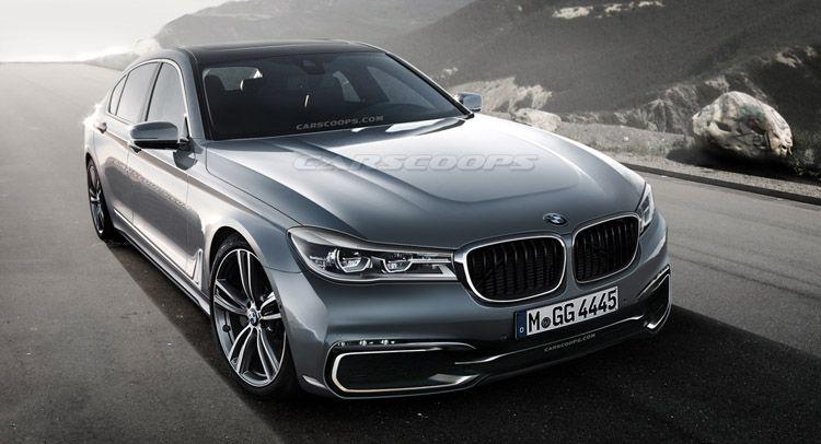 BMW Series Car Future Cars BMWs AllNew Series Struts - 2016 bmws