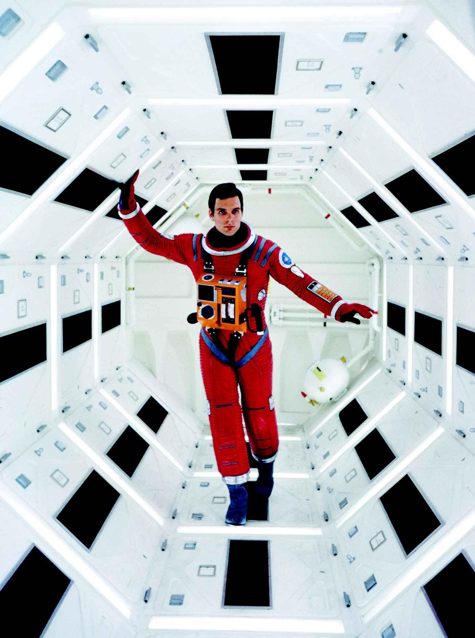 Diapo Dans Les Coulisses De 2001 L Odyssee De L Espace Stanley Kubrick Odyssee Cinematographie