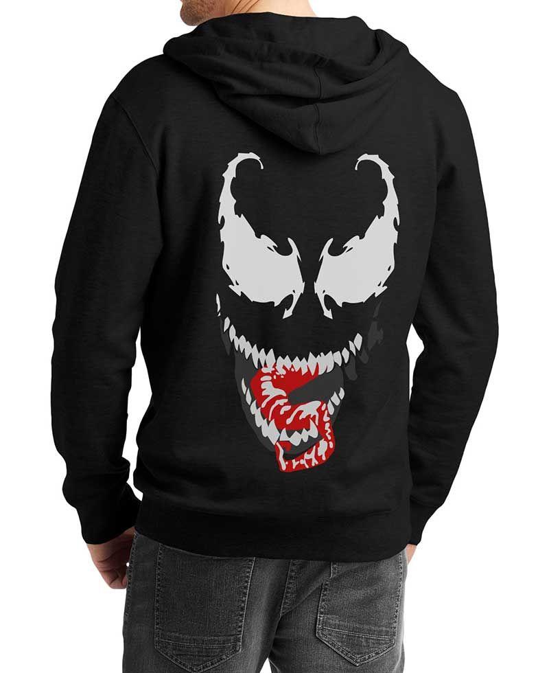 Venom Eyes Sweatshirt Tom Hardy Sweatshirt