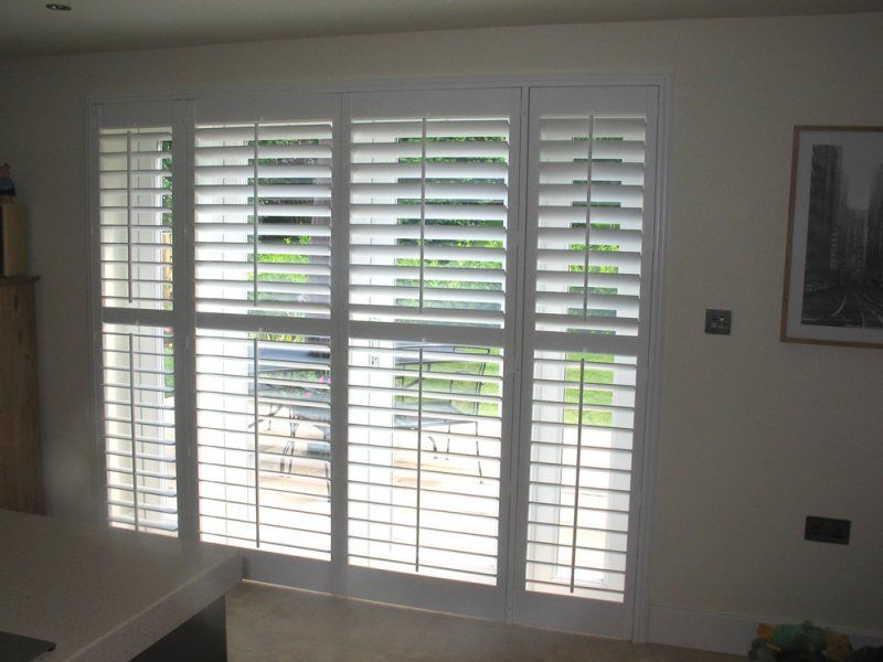 Shutters | ... Gallery Patio And French Door Shutters Patio And French Door  Shutters