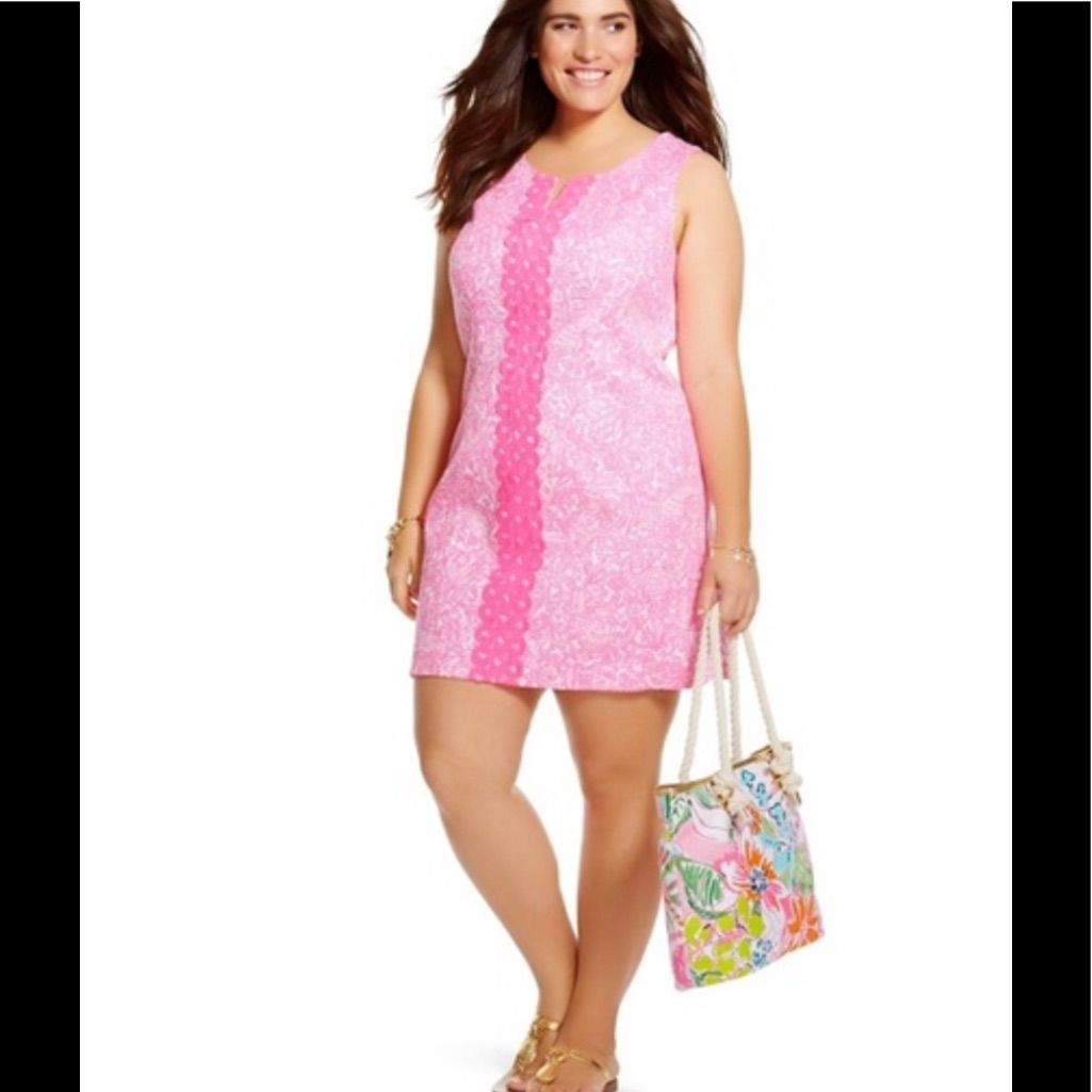 Nwt Lilly Pulitzer Dress Shift 18w Plus Target Products