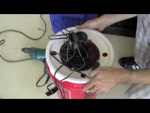 Pin By Candi Roach On Great Ideas Swamp Cooler Diy Air Conditioner Homemade Swamp Cooler
