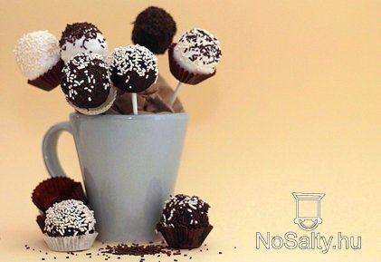 Mogyorós Cake Pop