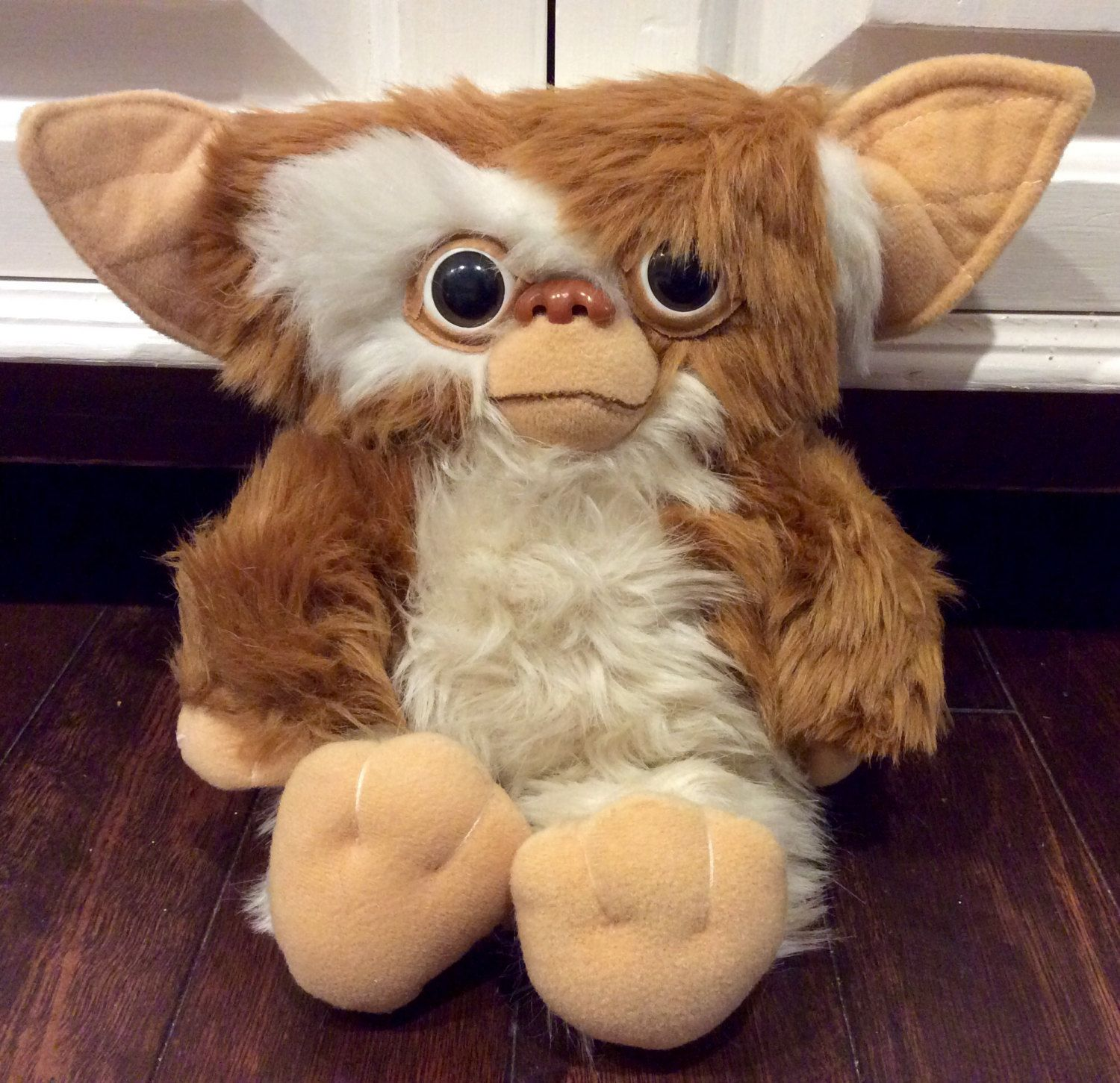 1984 Gizmo Plush Gremlin Doll By Applause Gremlins Doll Vintage