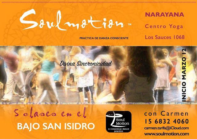 SOULMOTION™ Rio de Plata: 2016  arranca con novedades !!!!