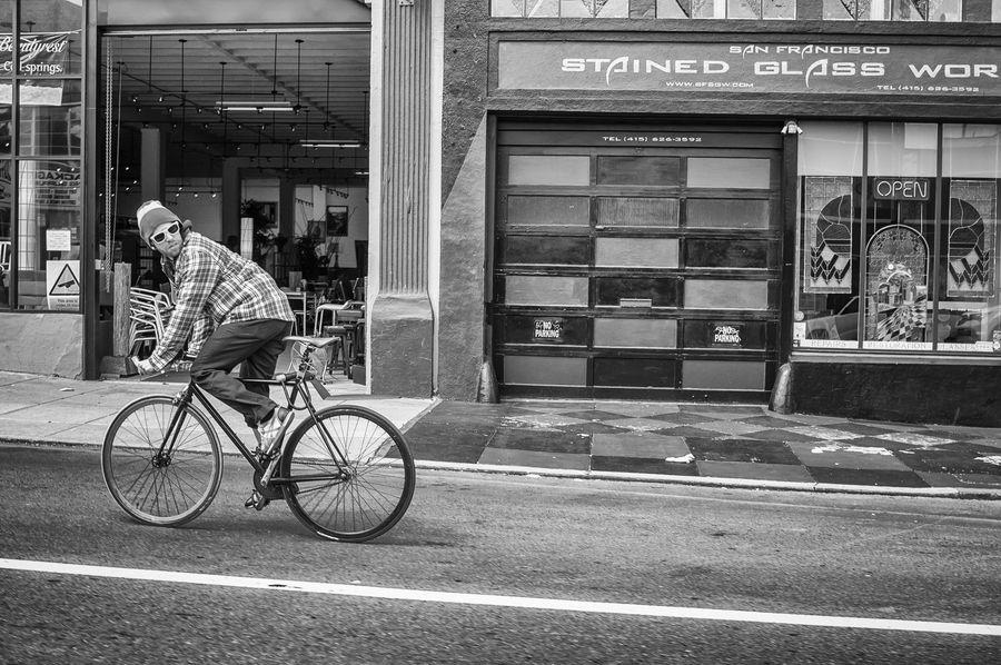 Bike by Luca Sartoni