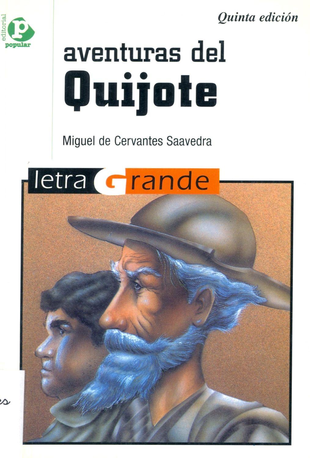 Aventuras del Quijote (2005) - ED/Quijotes 2005/27
