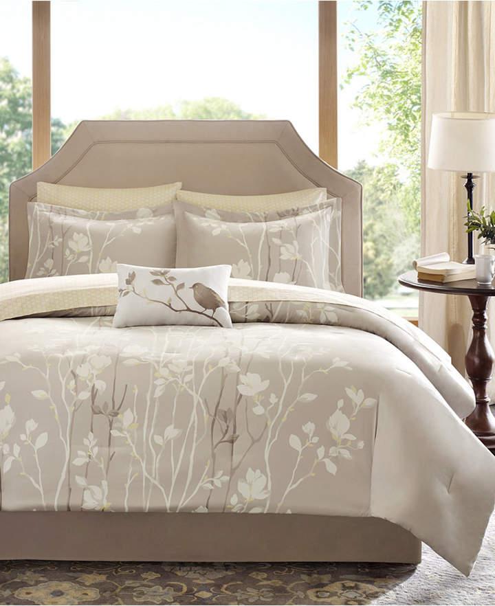 Madison Park Apartments California: Madison Home USA Essentials Vaughn 9-Pc. Full Comforter