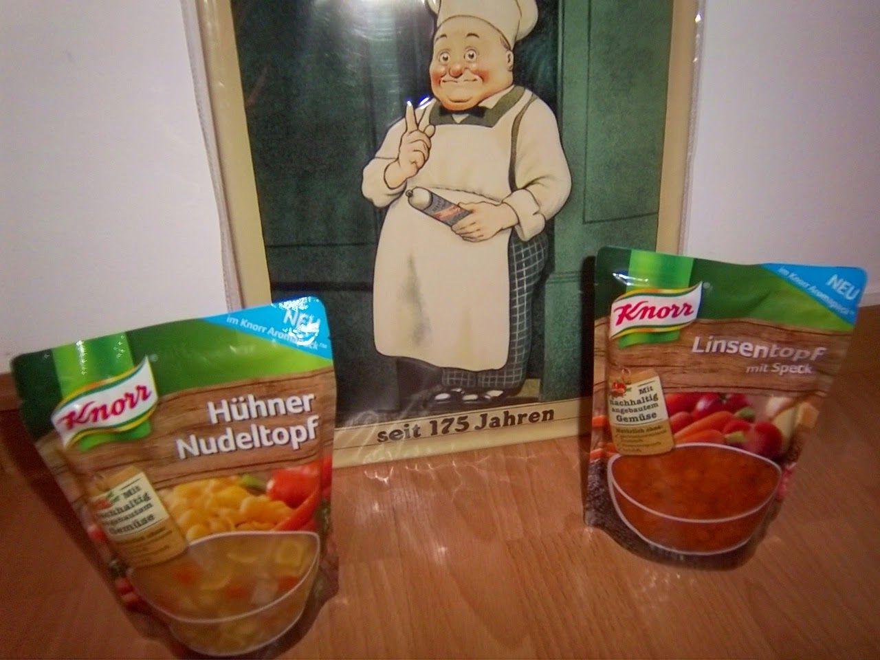Meine Lounge: Entdeckt  jetzt gratis die neuen Eintöpfe von Knorr im Knorr Aromapack®.