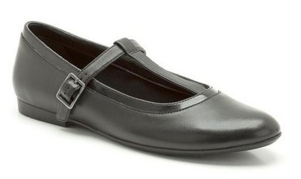 clarks girl school shoes sale