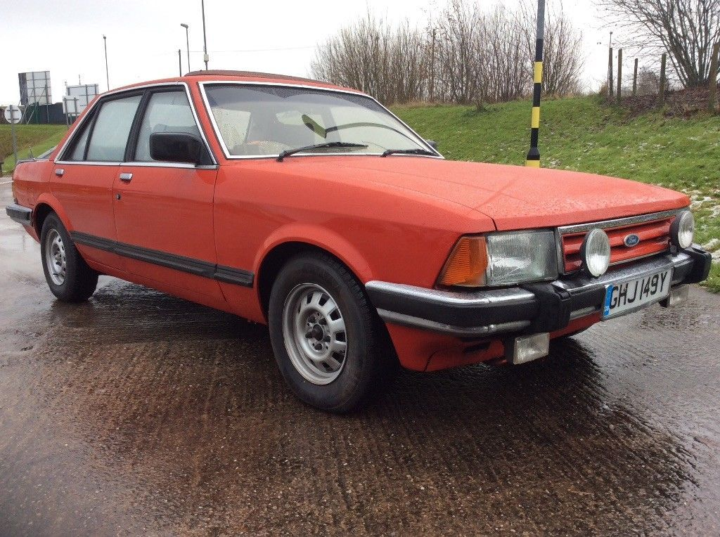 This Ford Granada Mk2 2 8gl Auto Is For Sale Ford Granada Granada Ford