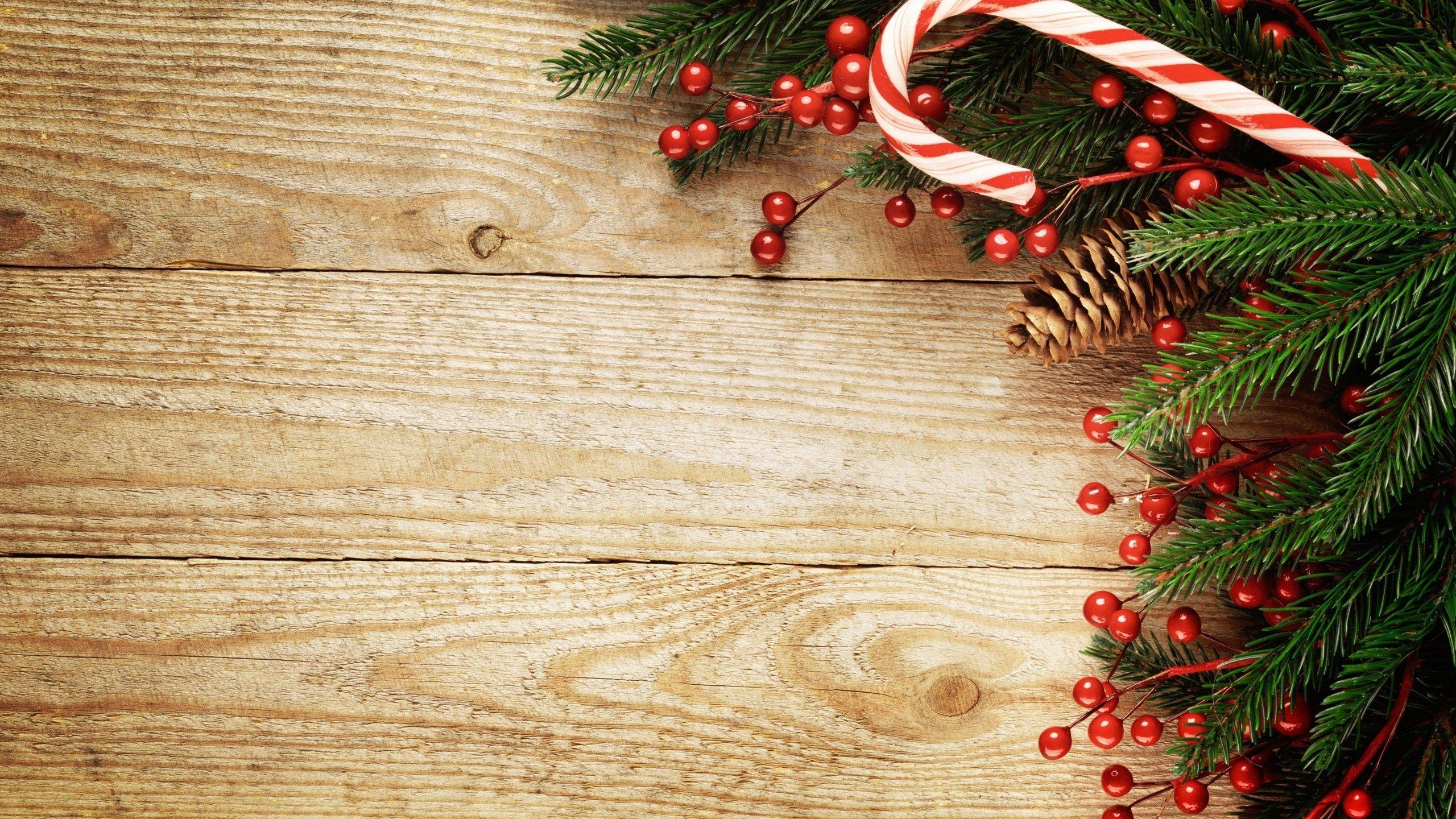 2560x1440 Christmas Decorations Christmas wallpaper free