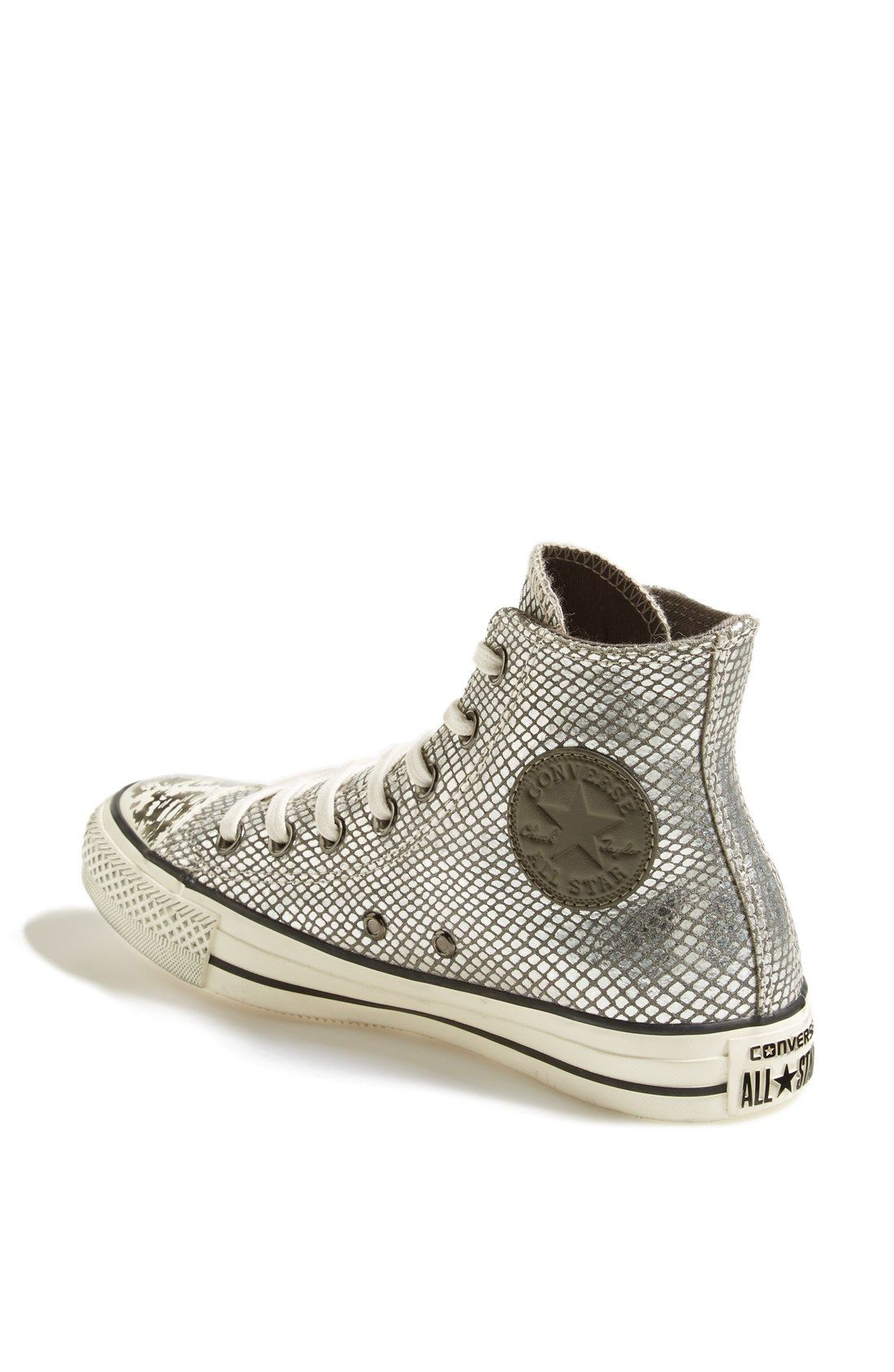 Converse Chuck Taylor® All Star® Snake Print Leather High