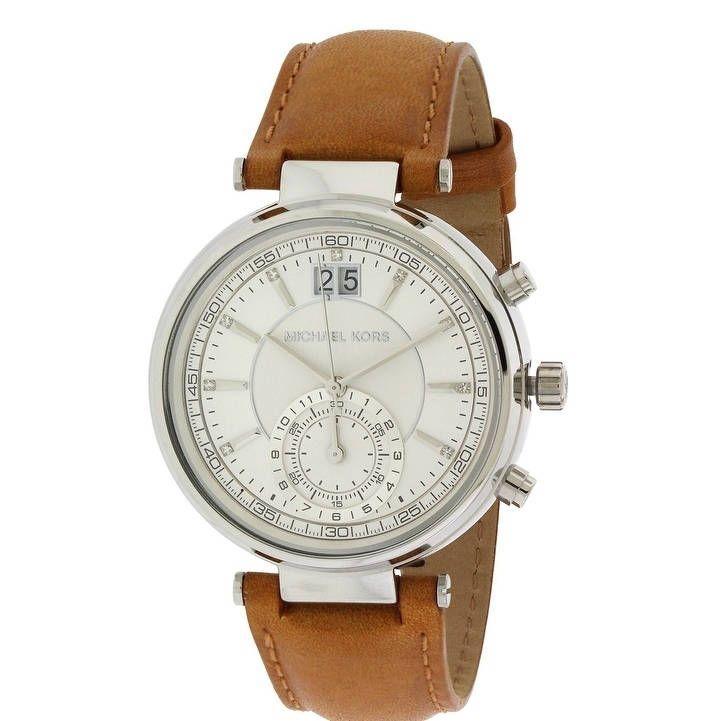 Explore Relógios Femininos e muito mais! Michael Kors Sawyer Chronograph ... 29e01b459e
