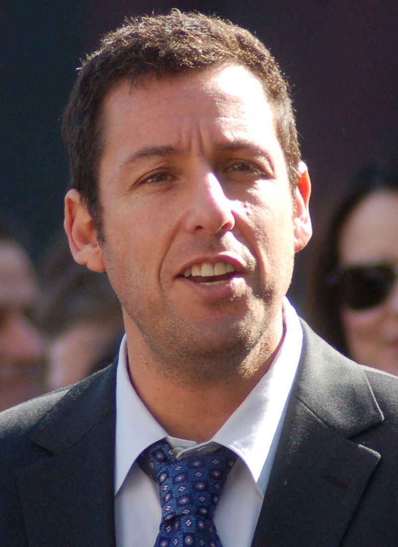 Adam Sandler Wikipedia (With images) Adam sandler